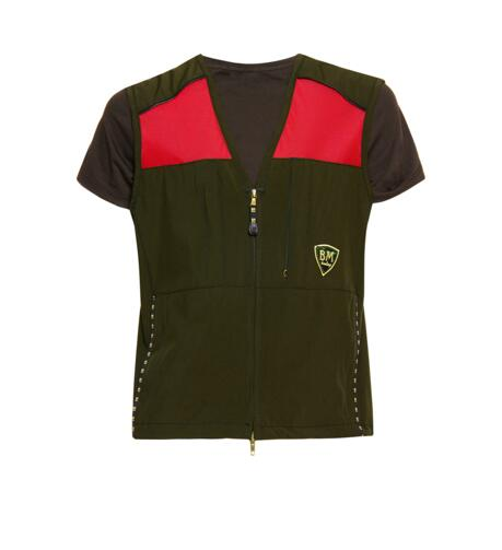 Gilet   Caccia   , BREEZE NEW GREEN POWER Red